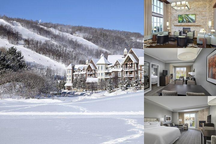 Westin Trillium House Blue Mountain photo collage