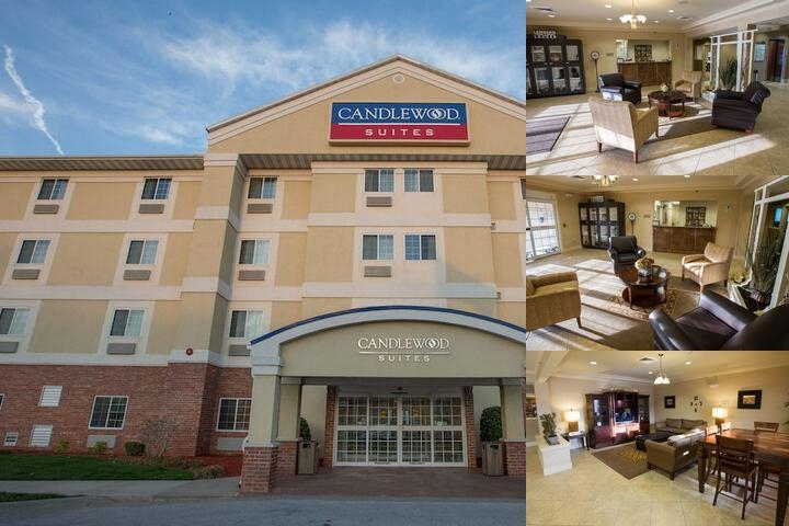 Candlewood Suites North photo collage