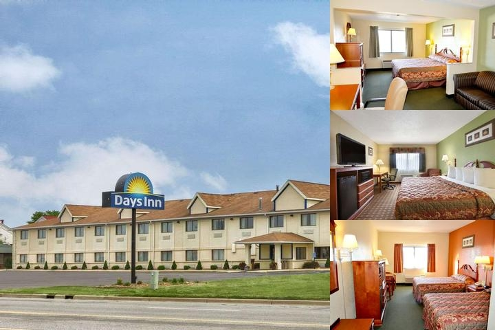 Days Inn & Suites Benton Harbor Mi photo collage