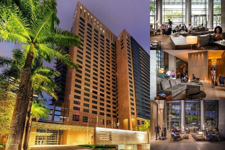 Grand Hyatt Sao Paulo photo collage