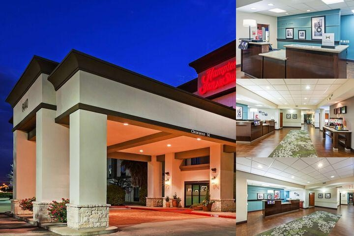 Hampton Inn & Suites West Chase photo collage