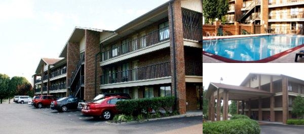 Best Western Fairwinds Inn photo collage