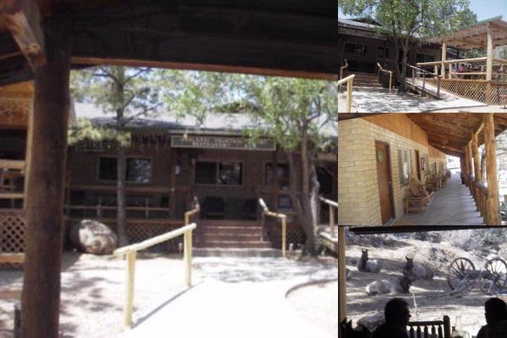 Hualapai Mountain Resort photo collage