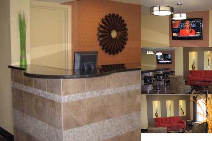 Americas Best Value Inn Crabtree photo collage