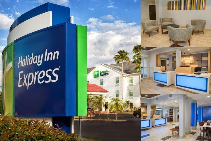 Holiday Inn Express Suites Port Charlotte Photo Collage