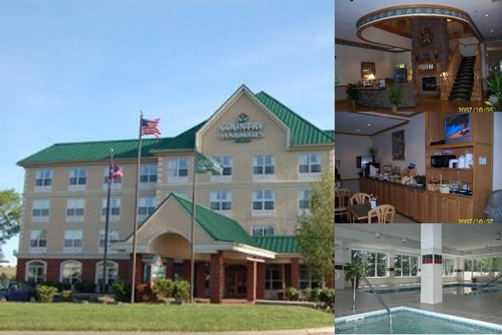 Country Inn & Suites North photo collage