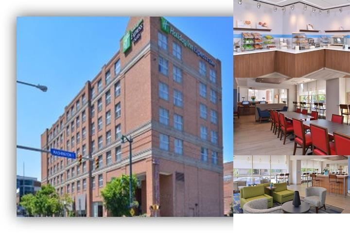 Comfort Suites Downtown photo collage