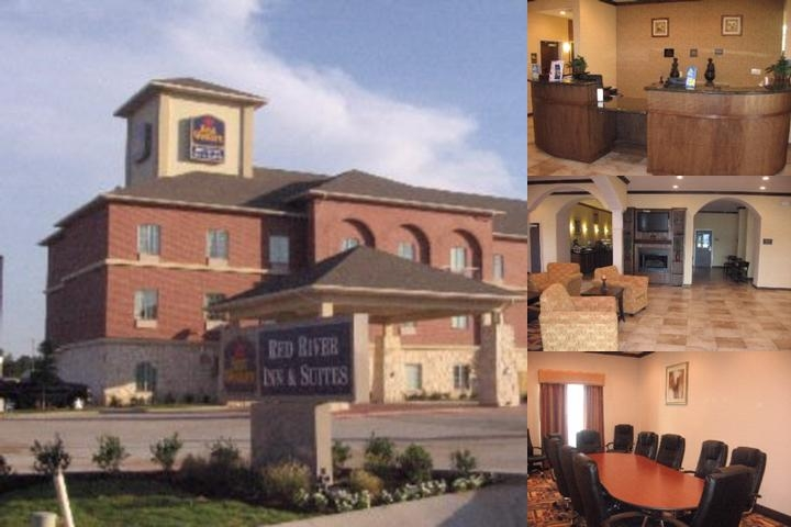 Best Western Red River Inn Ste photo collage