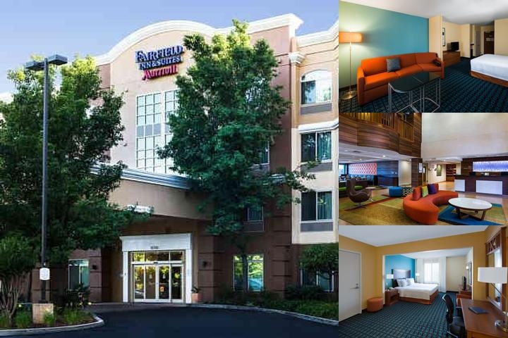 Fairfield Inn & Suites Rancho Cordova photo collage
