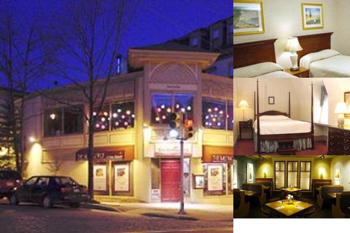 Chestnut Hill Hotel photo collage