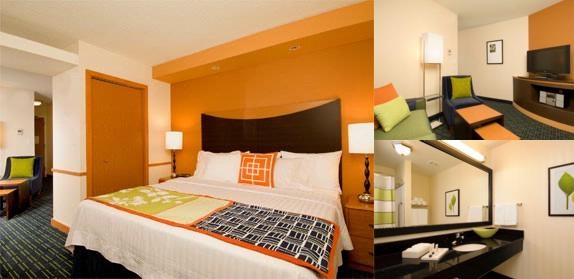 Fairfield Inn & Suites Oklahoma City Airport photo collage