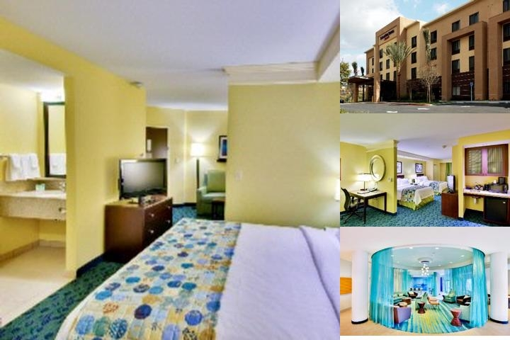 Springhill Suites by Marriott Corona / Riverside photo collage