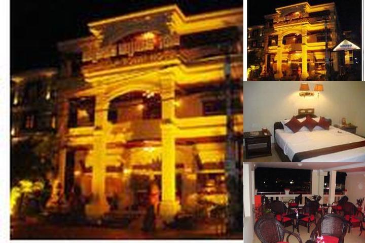 Siem Reap Evergreen Hotel photo collage