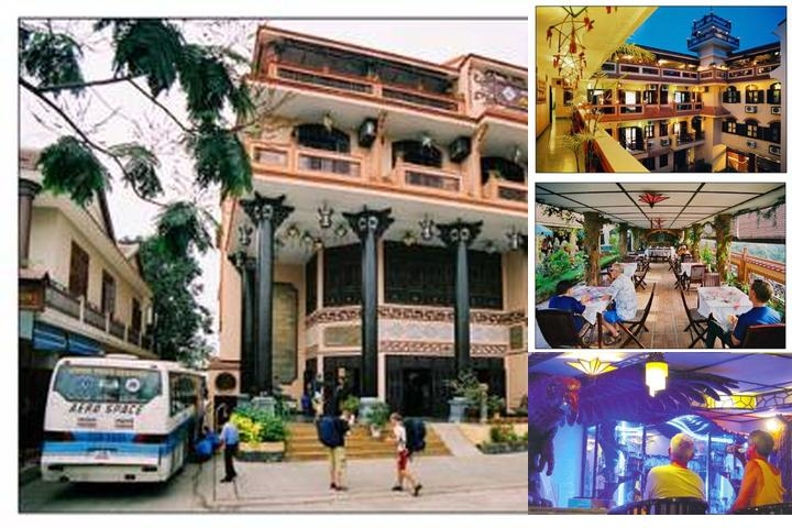 An Phu Hotel photo collage