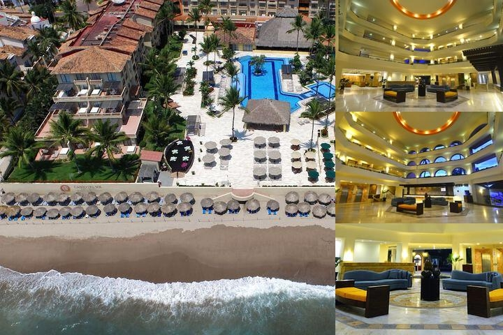 Canto Del Sol Plaza Vallarta All Inclusive photo collage