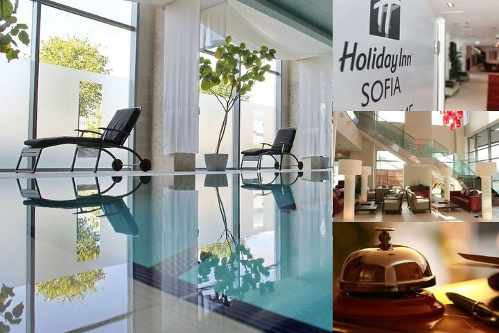 Holiday Inn Sofia photo collage