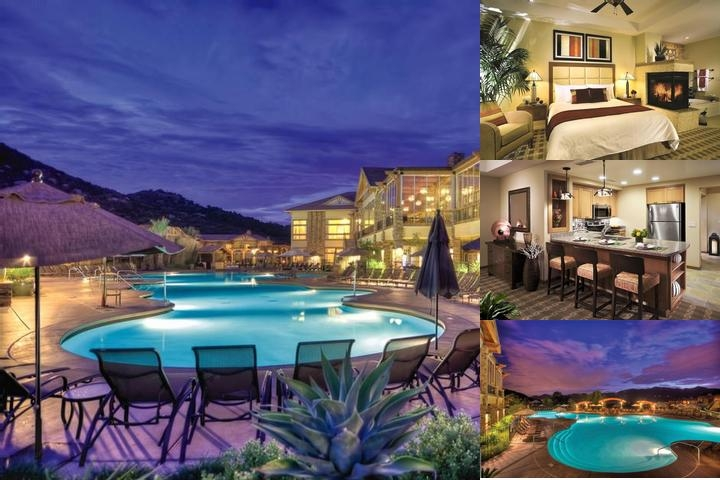 Welk Resort San Diego photo collage