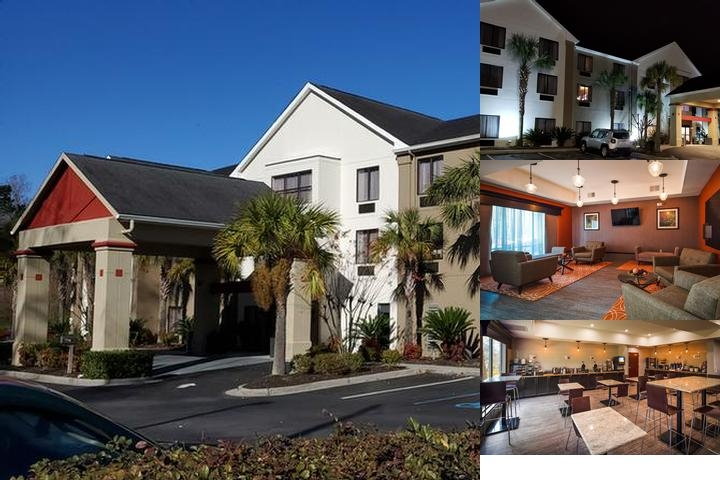 Best Western Plus Magnolia Inn & Suites photo collage