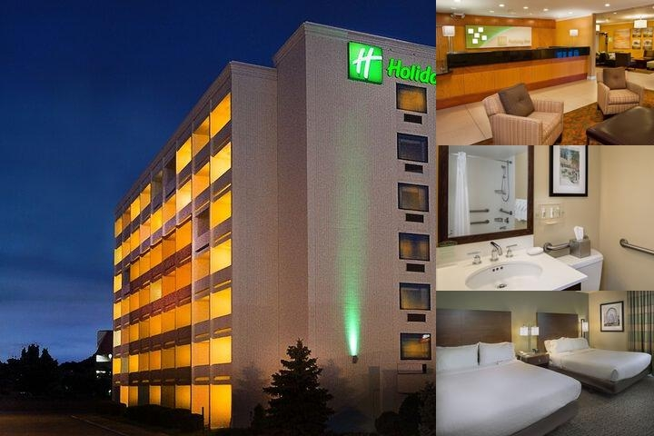 Holiday Inn Forest Park photo collage