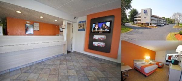 Motel 6 Charlotte Coliseum Photo Collage