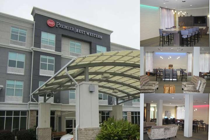 Holiday Inn & Suites Savannah Airport Pooler photo collage