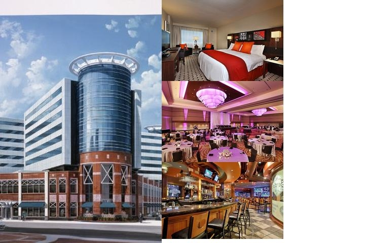 Radisson Plaza Hotel & Suites photo collage