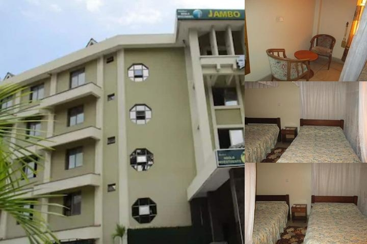 Oak Wood Arms Hotel photo collage