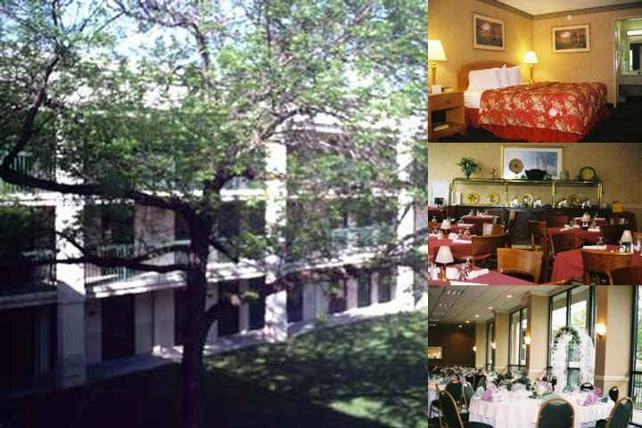 Motel 6 Frederick Fort Detrick photo collage