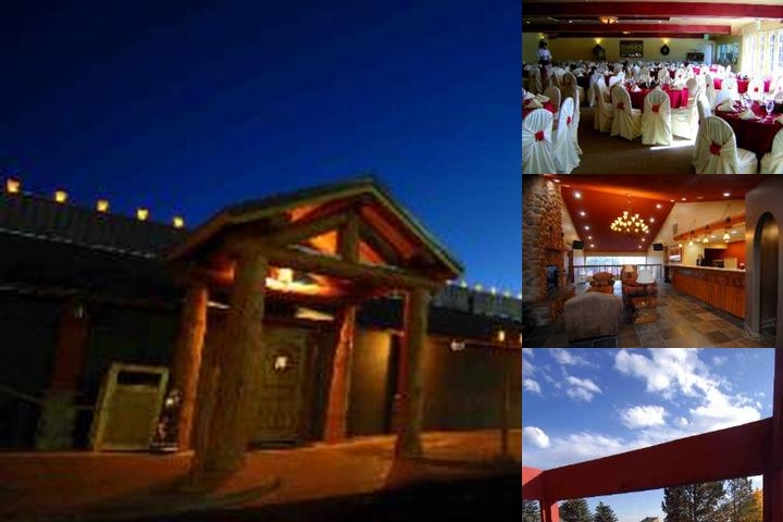Sundance Mountain Lodge photo collage