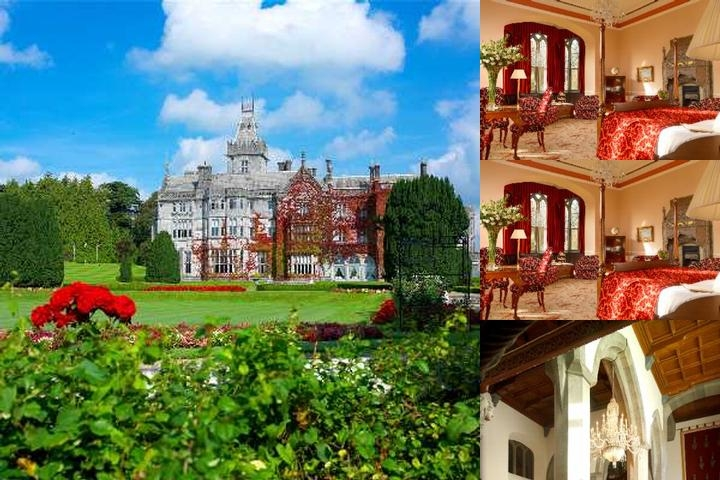 Adare Manor Hotel & Golf Resort photo collage