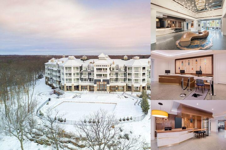 The Rosseau a JW Marriott Resort & Spa photo collage