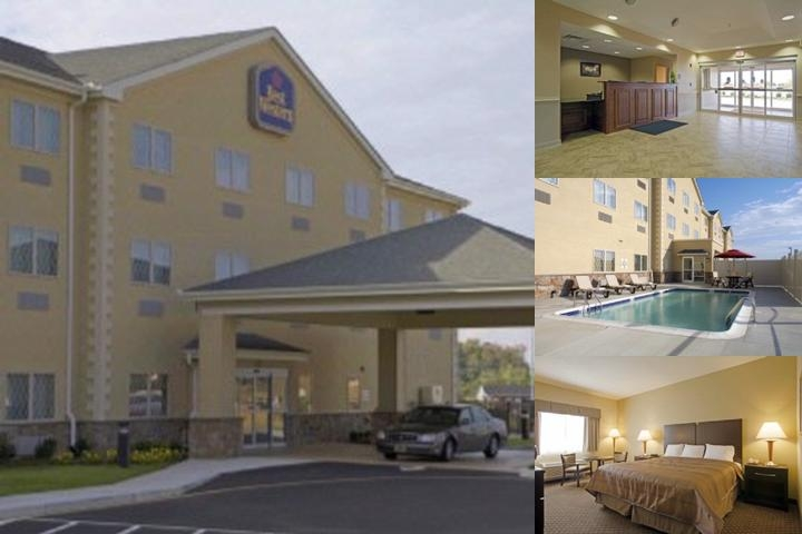Best Western Smyrna Inn photo collage