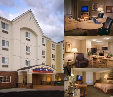 Candlewood Suites of Bartlesville photo collage