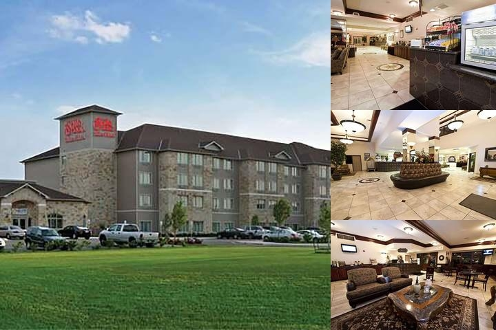 Shilo Inns Suites Hotel photo collage