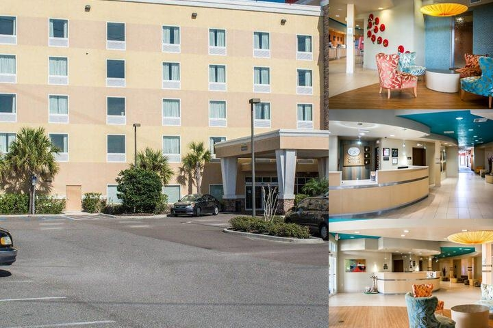 Comfort Suites Tampa Fairgrounds Casino photo collage