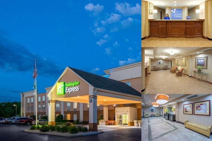 Holiday Inn Express Hanover photo collage