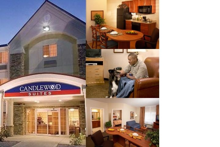 Candlewood Suites Hotel photo collage