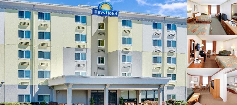 Days Hotel Atlantic City Pville Eht Photo Collage