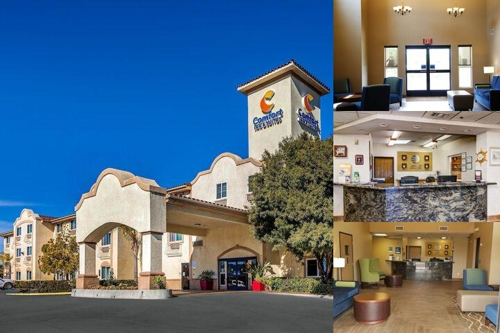 Comfort Inn Murrieta photo collage