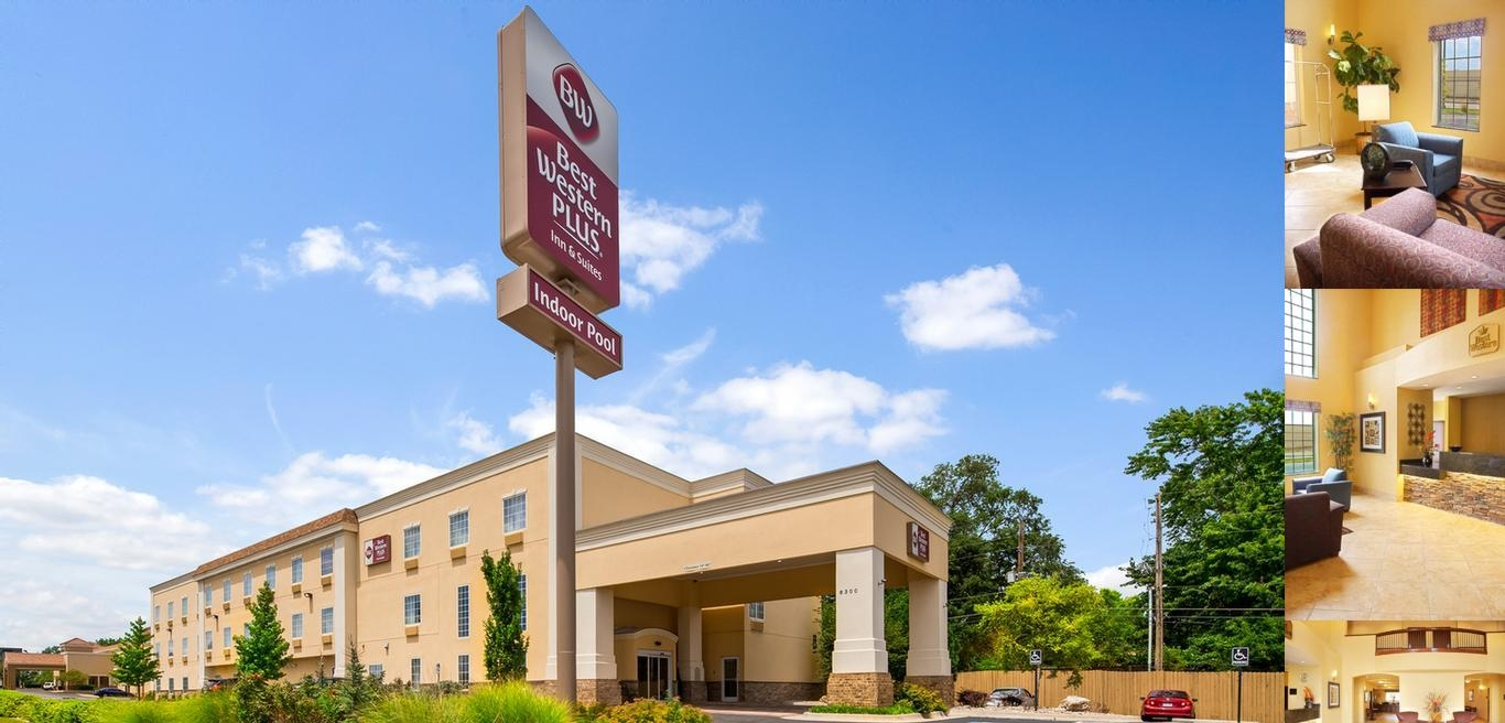 Best Western Plus Eastgate Inn & Suites photo collage