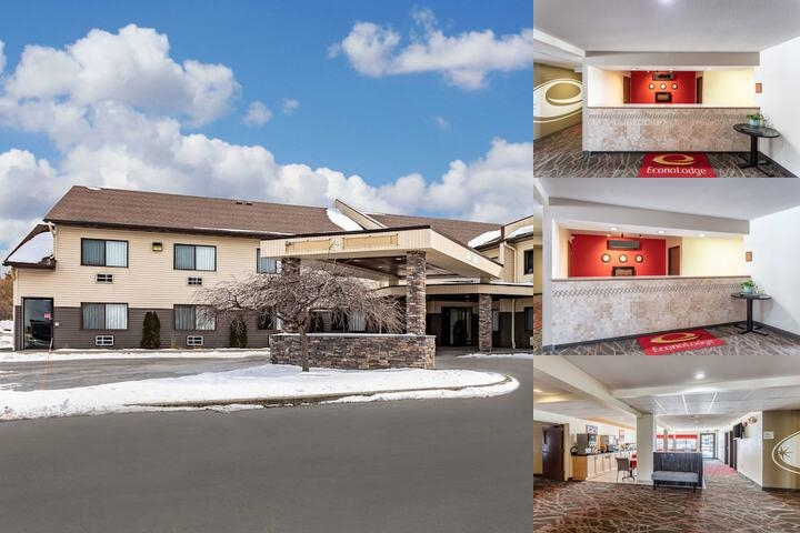 Econo Lodge Ithaca photo collage
