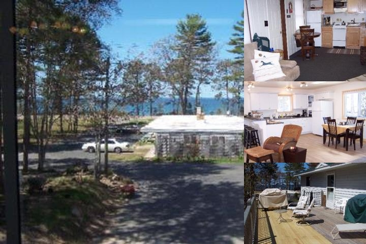 Seacoast Sandriver Lakeshore Resort photo collage