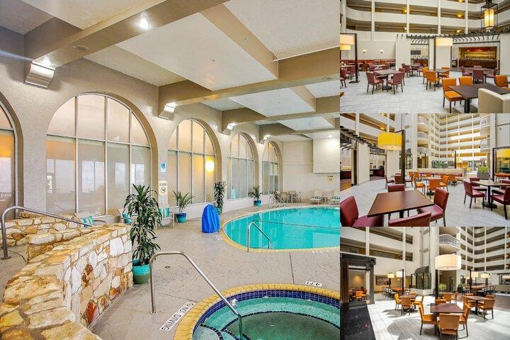 Embassy Suites San Antonio Northwest Relax And Take A Moment To Unwind