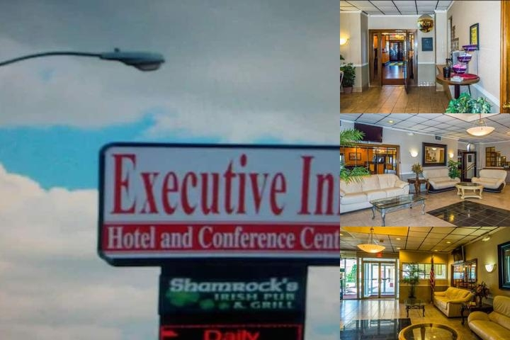 Executive Inn Hotel & Conference Center photo collage
