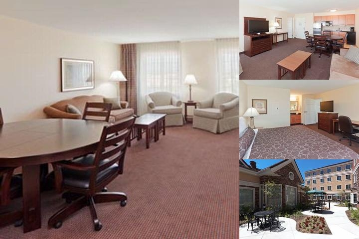 Staybridge Suites Rocklin photo collage
