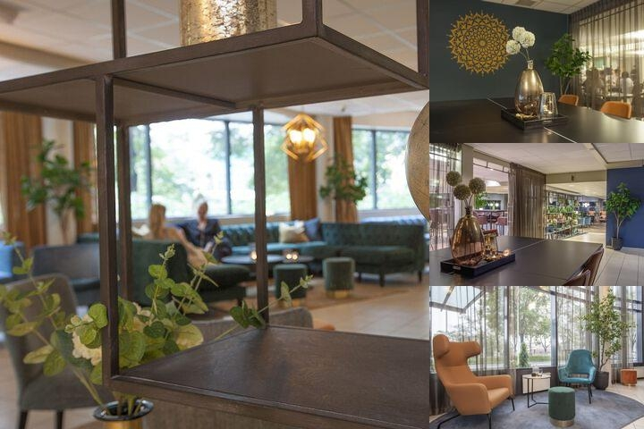 Anker Hotel photo collage