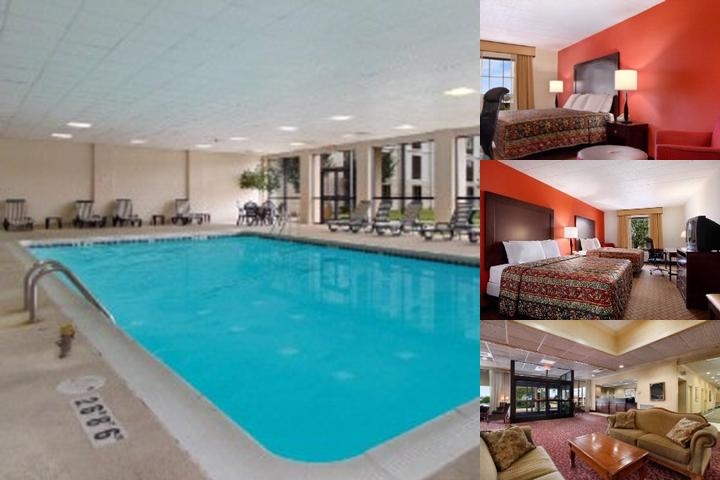 Ramada Hotel Lancaster Pa photo collage