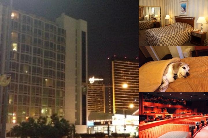 Clarion Hotel & Casino photo collage