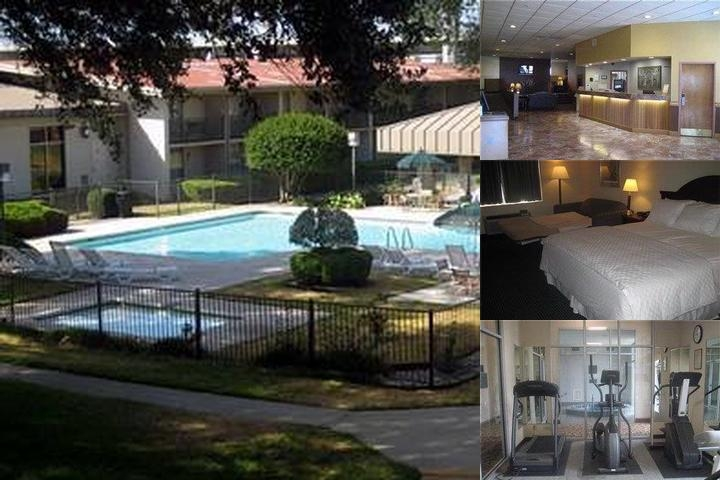 Howard Johnson Austin North photo collage