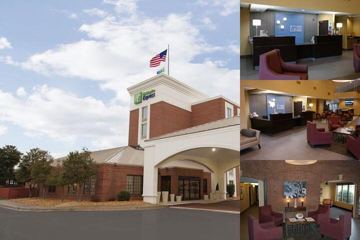 Holiday Inn Express Fredericksburg Southpoint photo collage